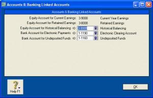 Accounts & Banking Linked Accounts