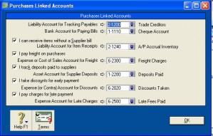 Purchase Linked Accounts