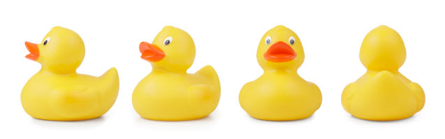 MYOB alignment journal - getting your ducks in a row